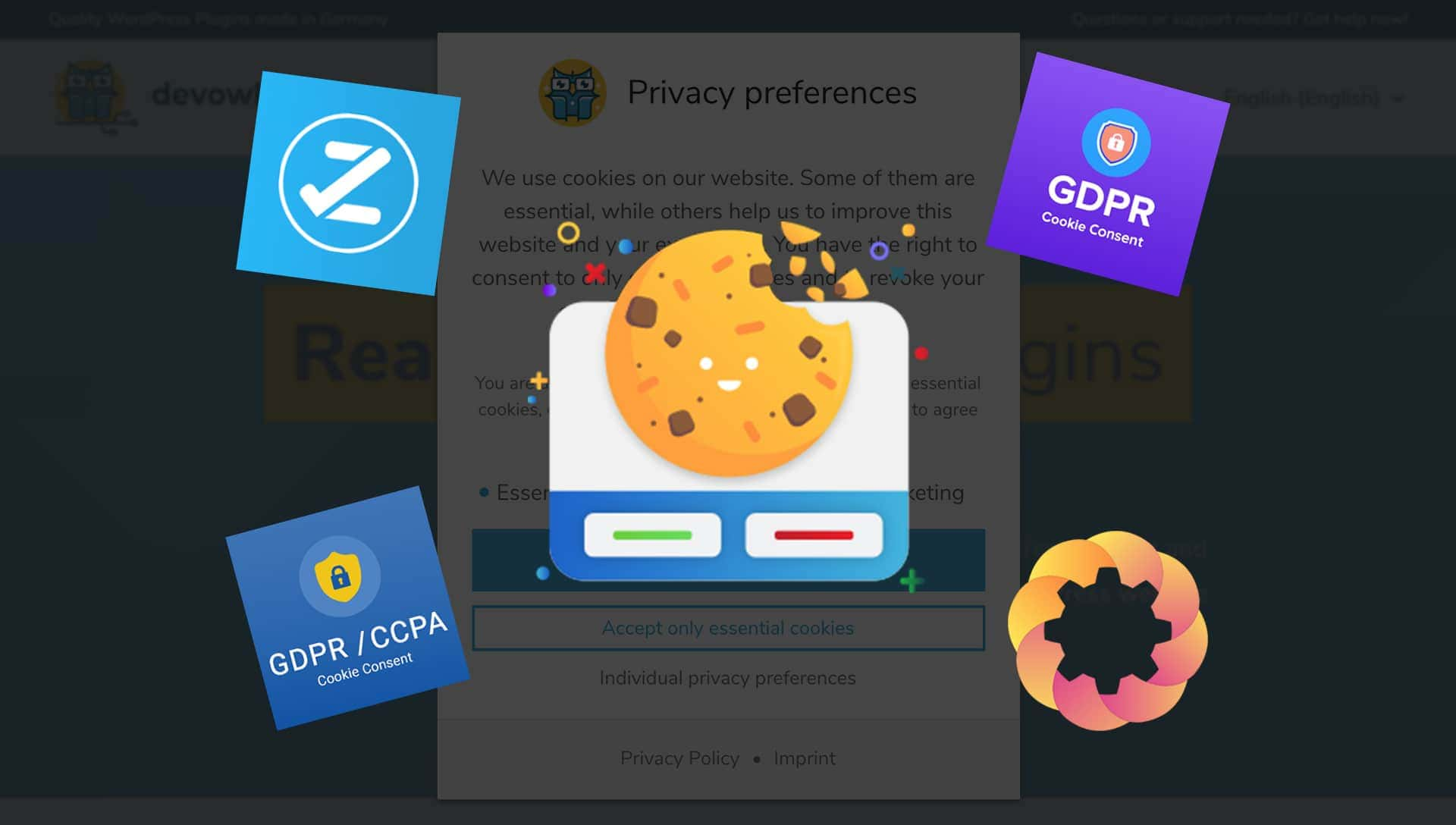 Best Opt-in Cookie Banner Plugins