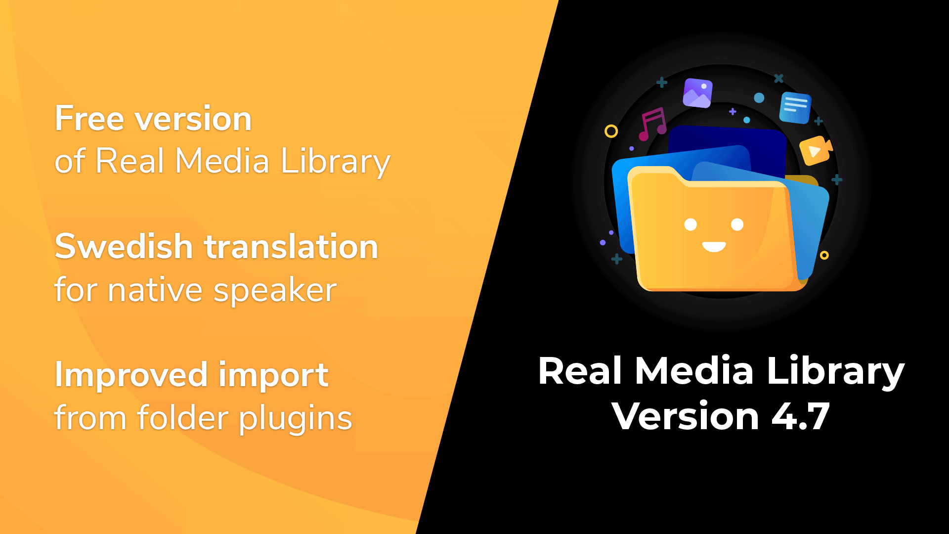 Real Media Library Version 4.7